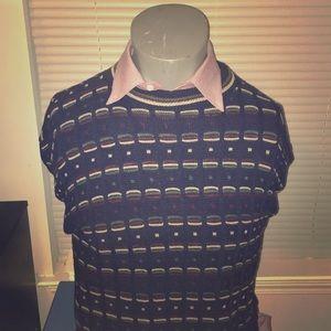 [NEW W/ TAGS] Bill Blass Vintage Men's Sweater!